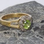 periodot ring